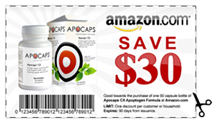 Apocaps Coupon Save on Dog Cancer Supplement
