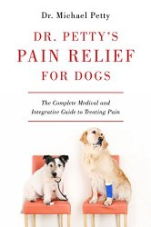Dr. Petty DVM recognize treat pain dogs