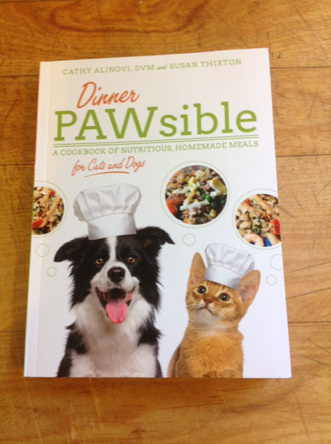 home cooking for pets recipes