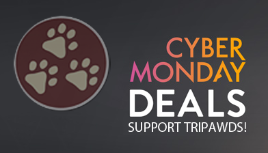 cyber monday deals support tripawds